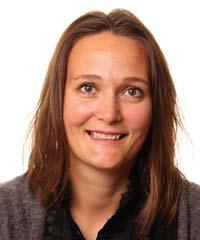 Kommunikasjonsdirektør Kristine Aasen